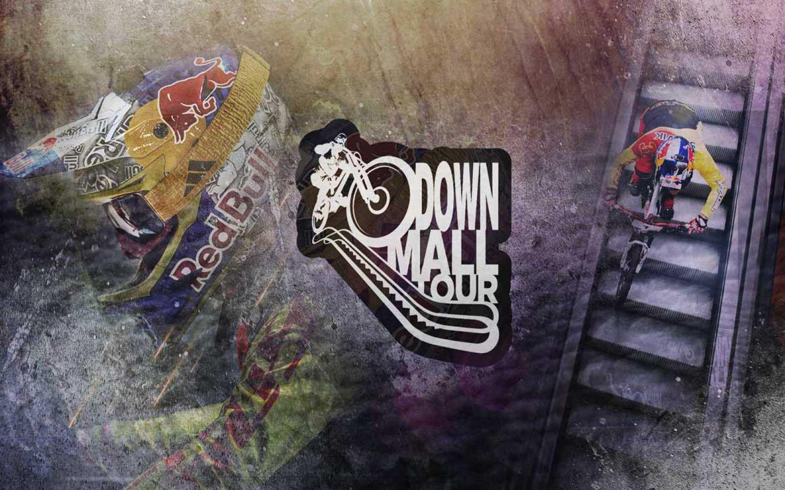 """Krasse Downmall-Action mit Renn- und Freestyle-Aktionen am 10.2.2018 in der """"Blautal-Center-Arena"""""""