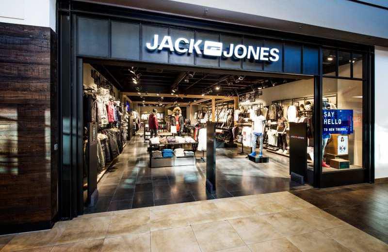 release info on picked up good looking JACK & JONES · Blautal-Center Ulm