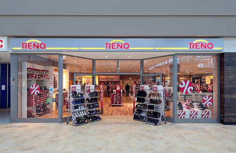 purchase cheap 12b19 d4b79 RENO · Blautal-Center Ulm